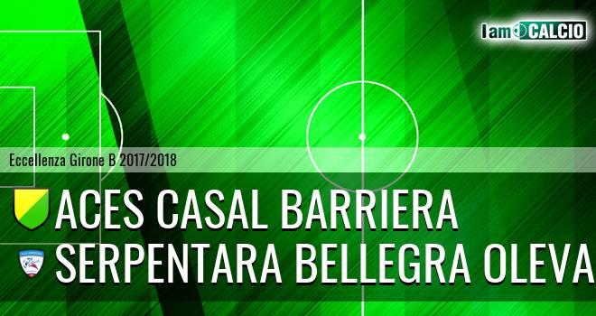 Aces Casal Barriera - Serpentara Bellegra Olevano