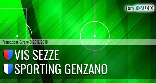 Vis Sezze - Sporting Genzano