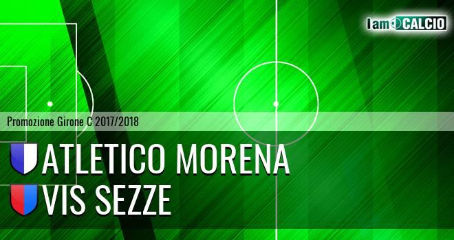 Atletico Morena - Vis Sezze