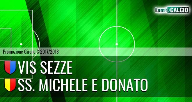 Vis Sezze - Ss. Michele e Donato