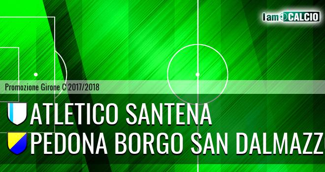 Atletico Santena - Pedona Borgo San Dalmazzo