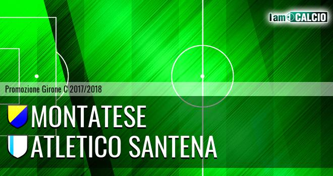 Montatese - Atletico Santena