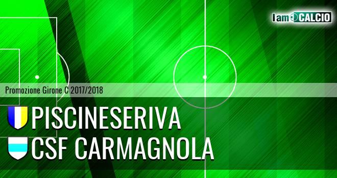 PiscineseRiva - Csf Carmagnola