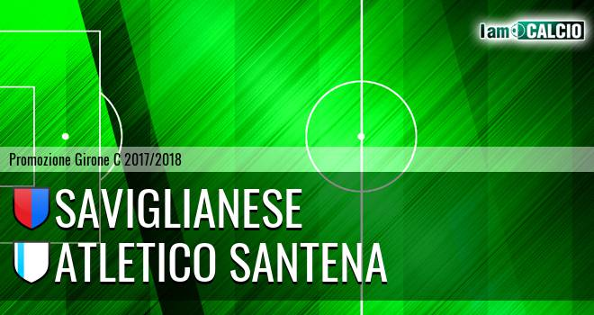Saviglianese - Atletico Santena