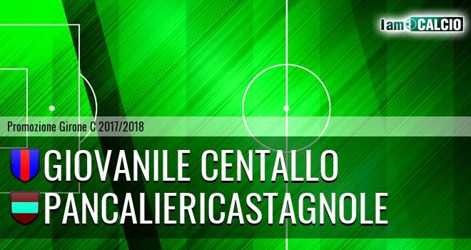Giovanile Centallo - PancalieriCastagnole