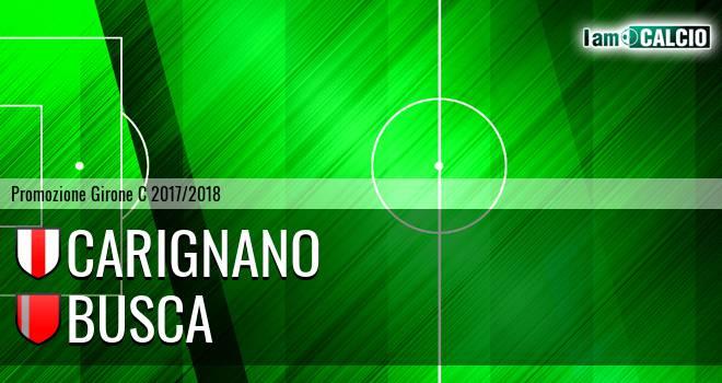 Carignano - Busca