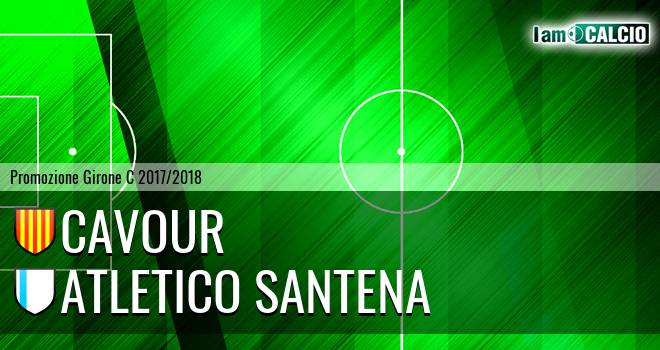 Cavour - Atletico Santena