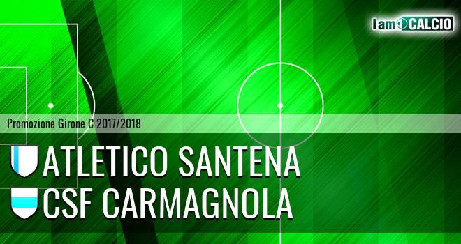 Atletico Santena - Csf Carmagnola