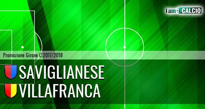 Saviglianese - Villafranca