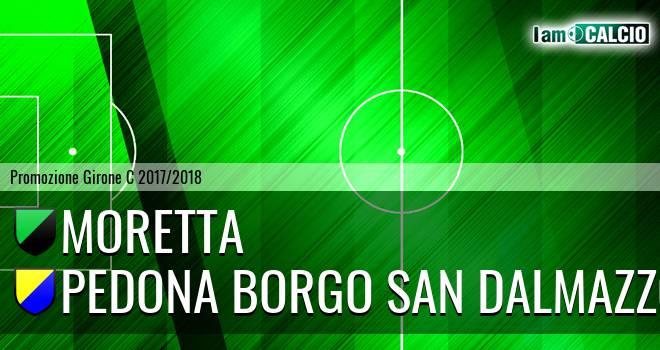 Moretta - Pedona Borgo San Dalmazzo