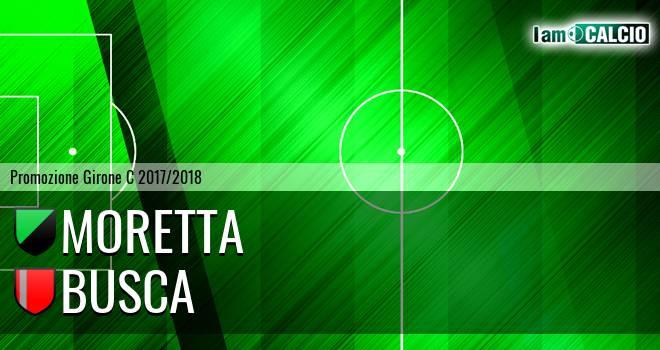 Moretta - Busca