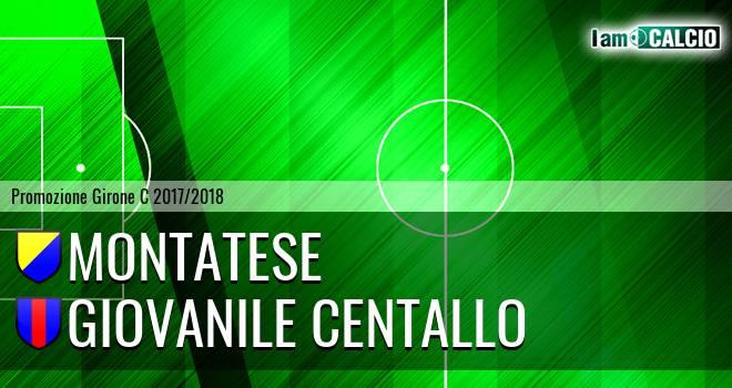 Montatese - Giovanile Centallo