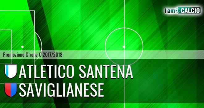 Atletico Santena - Saviglianese