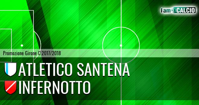 Atletico Santena - Infernotto