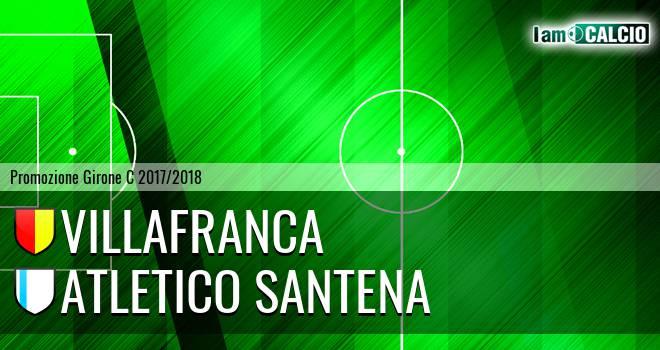 Villafranca - Atletico Santena