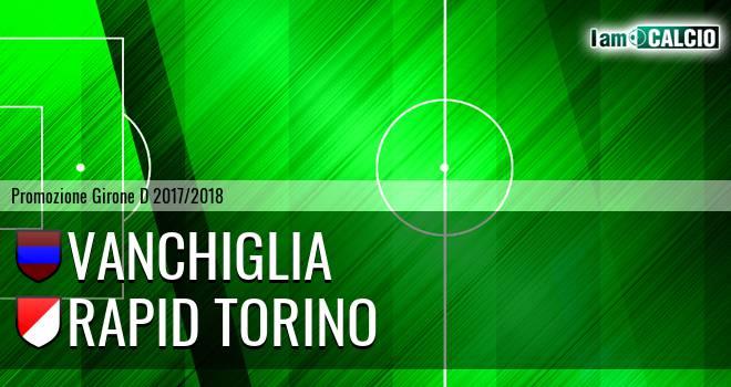 Vanchiglia - Rapid Torino
