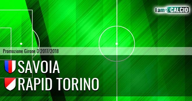 Savoia - Rapid Torino