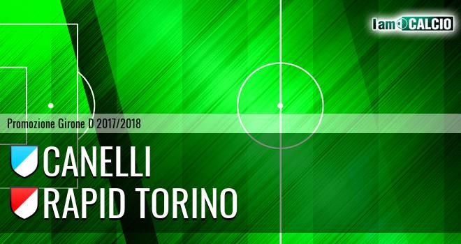 Canelli - Rapid Torino