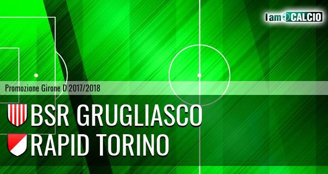 Bsr Grugliasco - Rapid Torino