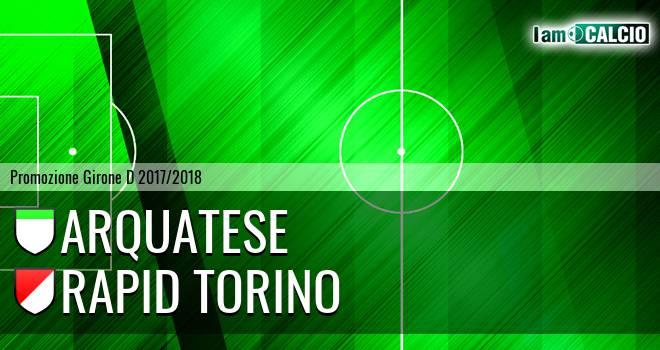 Arquatese - Rapid Torino