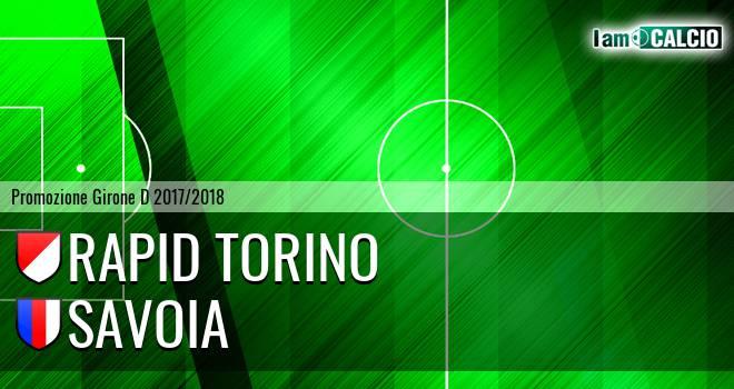 Rapid Torino - Savoia