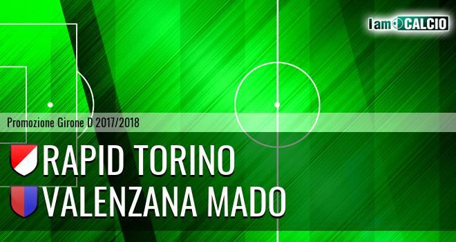 Rapid Torino - Valenzana Mado