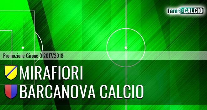 Mirafiori - Barcanova Calcio
