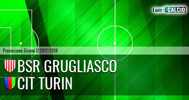 Bsr Grugliasco - Cit Turin