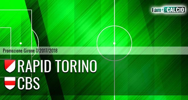Rapid Torino - Cbs