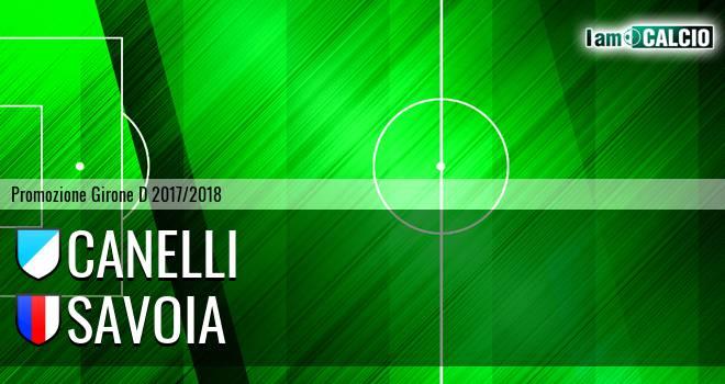 Canelli - Savoia