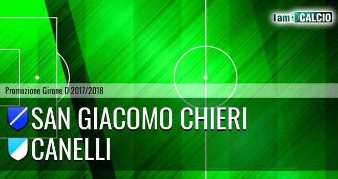 San Giacomo Chieri - Canelli
