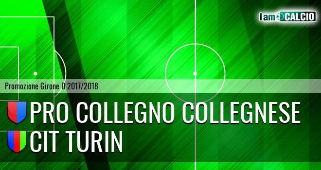 Pro Collegno Collegnese - Cit Turin