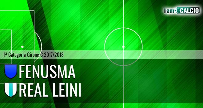 Fenusma - Real Leini