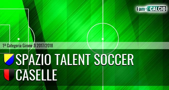 Spazio Talent Soccer - Caselle