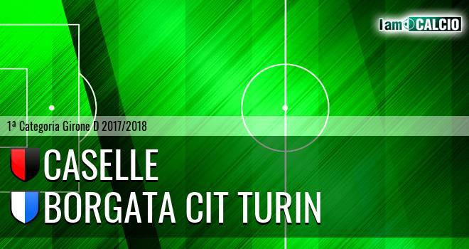 Caselle - Borgata Cit Turin