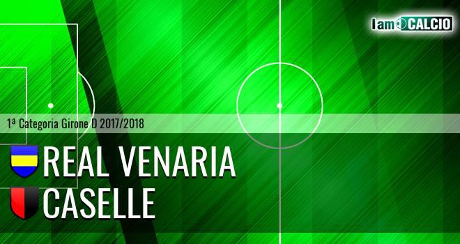 Real Venaria - Caselle