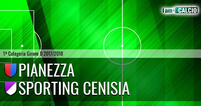 Pianezza - Sporting Cenisia