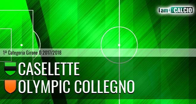 Caselette - Olympic Collegno