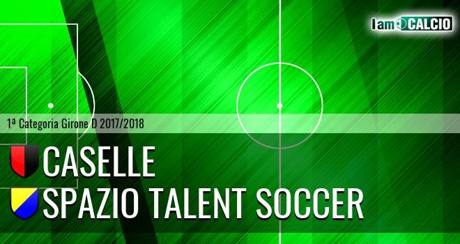 Caselle - Spazio Talent Soccer