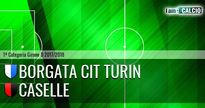 Borgata Cit Turin - Caselle
