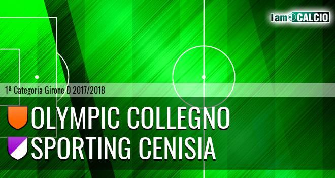 Olympic Collegno - Sporting Cenisia