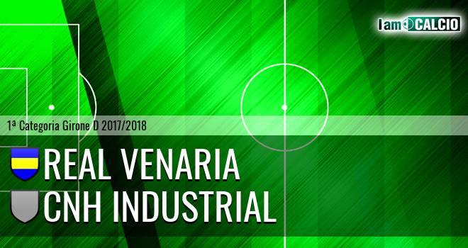 Real Venaria - Cnh Industrial