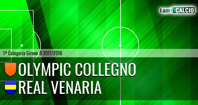 Olympic Collegno - Real Venaria