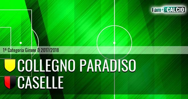 Collegno Paradiso - Caselle