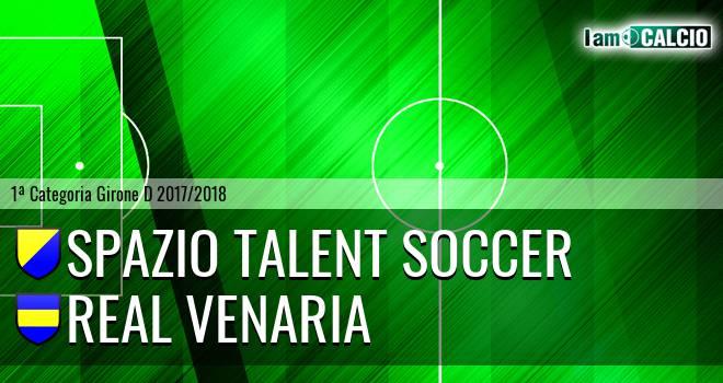Spazio Talent Soccer - Real Venaria