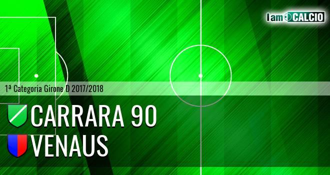 Carrara 90 - Venaus