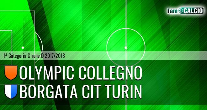 Olympic Collegno - Borgata Cit Turin