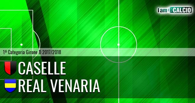 Caselle - Real Venaria