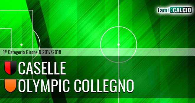 Caselle - Olympic Collegno