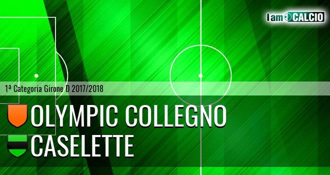 Olympic Collegno - Caselette